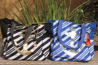 Shop Anchor Beach Bags, specially curated collection from The Reluctant Boater, the best supplies and accessories for all customers